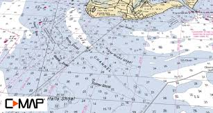 Tide Chart Cape May Nj C Map Featured Hotspot The Cape May Rips On The Water