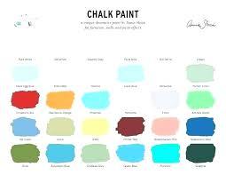 Annie Sloan Chalk Paint Color Chart Chalkboard Paint Colors Blackboard Colours Uk Wall