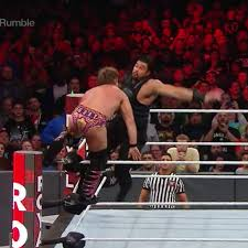 Royal Rumble 2017 Dumbest Ass Award Chris Jericho
