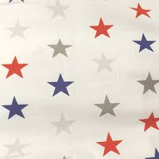 more views children s 100 cotton duvet cover set multi coloured stars