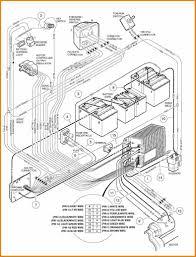6 36 volt club car golf cart wiring diagram addict with