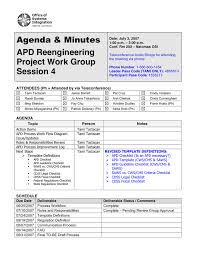 Meeting Minutes Template Doc Meeting Minutes Template In Word And Pdf Formats