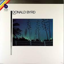 <b>Donald Byrd</b> - <b>Chant</b> - LP – Rough Trade