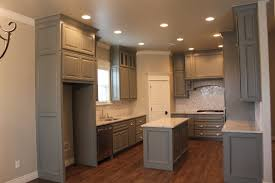 chelsea gray cabinets.  Chelsea BM Chelsea Gray Cabinets SW Accessible Beige Walls Alabaster Trim More To Cabinets A