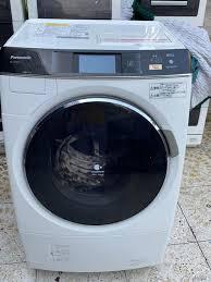 Máy giặt Panasonic NA-VX8200L giặt 9kg sấy 6kg date 2013