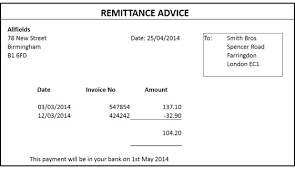 Payment Remittance Template Extraordinary Top 48 Free Remittance Templates Word Templates Excel Templates