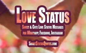 Instagram Quotes Love Awesome Love Status Best Cute And Romantic Love Status