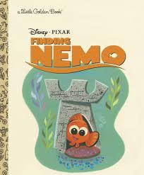 Finding Nemo Plot Chart Finding Nemo Disney Pixar Finding Nemo Little Golden Book