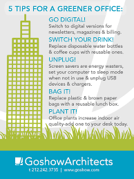 green ideas for the office. Earth Day 2013: A Round-up Of Our Favorite Green Office Tips And Products Ideas For The .