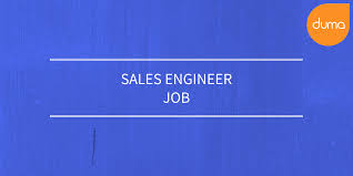 Job Vacancy - Sales Engineer In Nairobi - Duma Works Blog