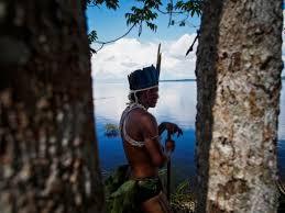 Resultado de imagem para um indígena