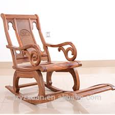 wooden rocking chair. authentic african rosewood entertainment furniture wooden rocking chair for sleeping and meditation