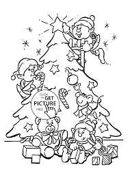 Free Christmas Coloring Pages Elf Swifteus
