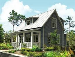Coastal home plans pearces cottage