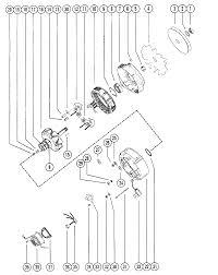 Alternator assembly plete motorola