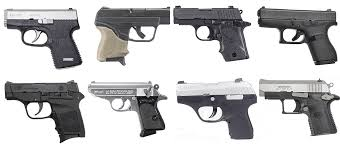 Best 380 Subcompact Pocket Pistols For Concealed Carry 2019