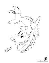 20 Dessins De Coloriage Requin Blanc Imprimer