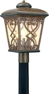 outdoor light post with lamp and fort traditional antique box outd outdoor lamp post