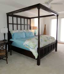 Nautica Bedroom Furniture Lexington Nautica King Canopy Bed And Armoire Encore Furniture
