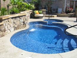 malibu freeform inground fiberglass pool 3