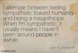Personality Quotes Extraordinary QuotationJohnRLindensmithhumorhumanitypeopleMeetvilleQuotes