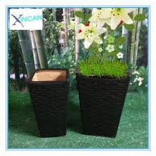 China Different Types Flower Pots