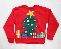 diy ugly sweater for kids