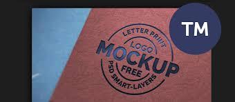 Logo Mock Up 50 Best Free Logo Mockup Templates 2017