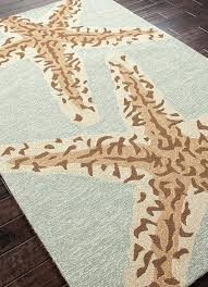 coastal decor area rugs seaside beach design whit within themed 3