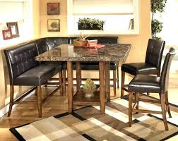 breakfast nook furniture set. Dining Room Nook Breakfast Furniture Corner Table Set Within 6