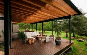 wood patio cover ideas. Backyard Wooden Patio - 20 Beautiful Ideas Wood Cover
