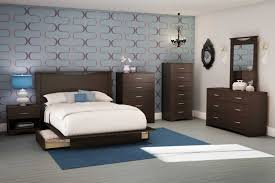White Contemporary Bedroom Furniture Shiny Grey Marble Laminate ...