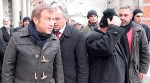 Bursaspor Başkanı Rize`de Cenazeye Katıldı