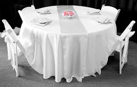 Time Table Creator Create Your Table Party Time Rentals
