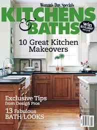 Kitchen And Bath Magazine Interiors Leah Bossio