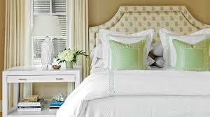 Beach Inspired Bedding Master Bedroom Decorating Ideas Southern Living