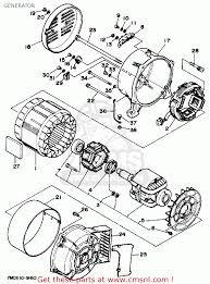 yamaha ef6000e generator ohv generator schematic partsfiche generator schematic