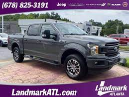 used 2020 ford f 150 4x4 truck