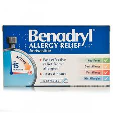 Is it okay to take Claritin or Benadryl to alleviate hives from an ...