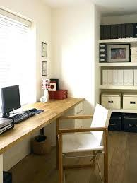 narrow office desk. Long Office Desk Home Charming Ergonomic Corner Within . Narrow E