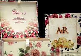 Floral Wedding Card Box