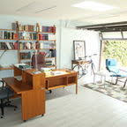 los angeles garage office. garage conversion to office los angeles remodel