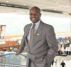 Ricky Smith, Executive Director of BWI Thurgood Marshall Airport (BWI  Marshall Airport) Elected Chairman of the Airport Minority Advisory Council  (AMAC)   COMTO National