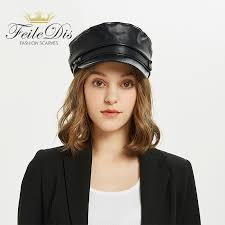 [FEILEDIS]<b>Military Hat Caps Winter</b> Hats For Women Men Vintage ...