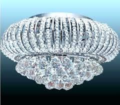ceiling mount crystal chandelier chrome finish lovable flush mount crystal chandelier antonia 4 light semi
