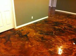 acid stained concrete floors houses flooring picture ideas stained