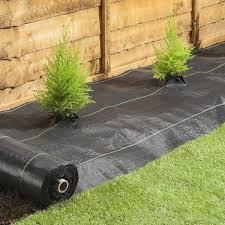 landscaping garden materials weed