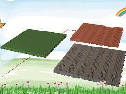 Piastrelle Antiscivolo Per Piscina : Pavimento per esterni in plastica piastrella onek