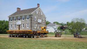 Road Trip: How Historic Homes Are Moved - Curbed