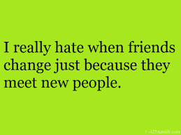Friends Change Quotes Classy 48 Inspiring Quotes About Friendship Changing